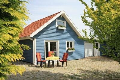 Maison de vacances moderne à Steffenshagen avec terrasse