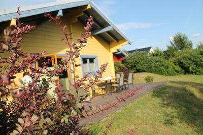 Charmante maison de vacances avec sauna à Kröpelin Allemagne