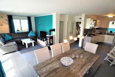 Maison de vacances confortable à Rerik avec terrasse