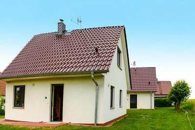 Maison de vacances tranquille à Mechelsdorf avec terrasse