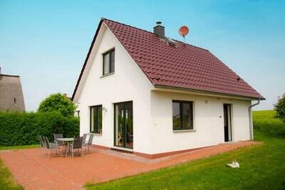 Maison de vacances de charme avec cheminée à Mechelsdorf