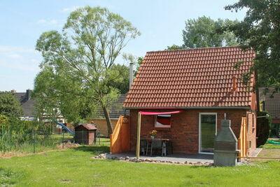 Charmante maison de vacances dans le Zierow avec terrasse