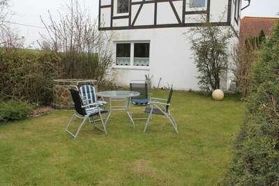 Maison de vacances moderne avec jardin à Kägsdorf