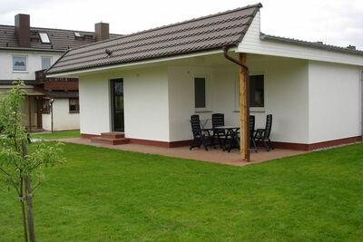 Bungalow exclusif à Rerik Allemagne avec terrasse