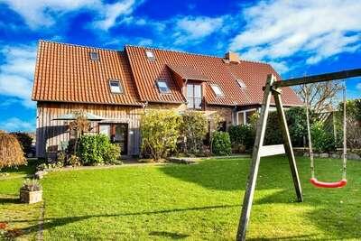 Maison de vacances moderne à Thorstorf près de la mer