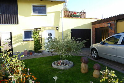 Maison de vacances agréable à Bastorf Allemagne avec jardin