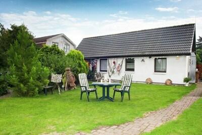 Maison de vacances de charme à Kühlungsborn avec terrasse