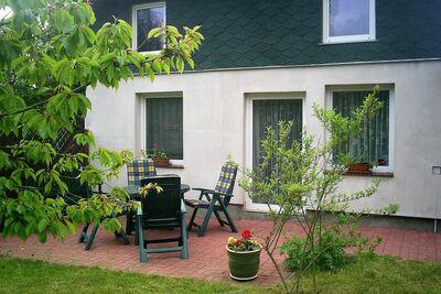 Maison de vacances spacieuse avec terrasse privée à Russow