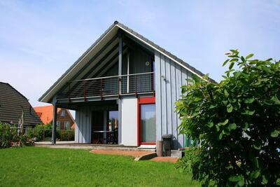 Maison de vacances sur l'île de Poel
