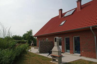 Belle maison de vacances à Zierow près de la mer