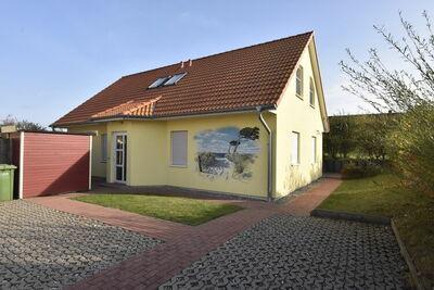 Maison de vacances sportive à Boiensdorf avec terrasse