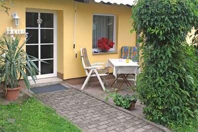 Maison de vacances avec terrasse privée située à Dankerode