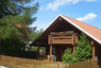 Maison de vacances indépendante à Dankerode avec terrasse