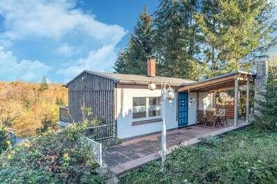 Luxueuse maison de vacances avec jardin privé à Güntersberge