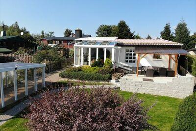 Maison de vacances à Friedrichsbrunn avec jardin privé