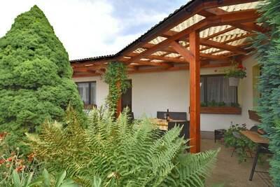 Petit bungalow avec terrasse dans la superbe région du Harz