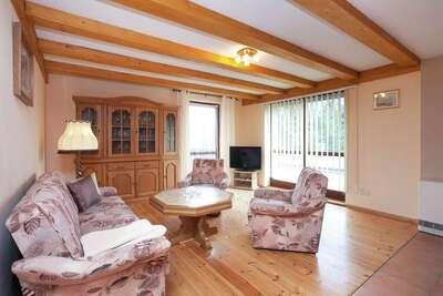 Maison de vacances de charme près d'un lac à Güntersberge
