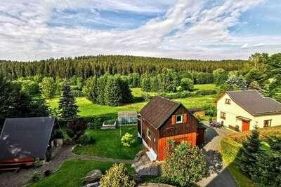 Magnifique maison de vacances à Sohl en Allemagne avec patio