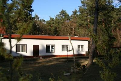 Maison de vacances Elite avec jardin située à Spreenhage