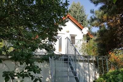 Maison de vacances moderne avec terrasse située à Friedland