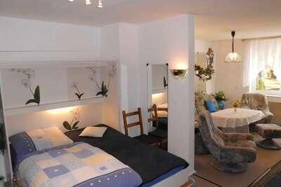 Maison de vacances spacieuse située à Sommerfeld près du lac