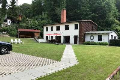 Maison de vacances splendide à Bad Stuer, terrasse et jardin