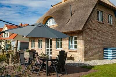 Maison de vacances exclusive à Rerik Allemagne avec terrasse