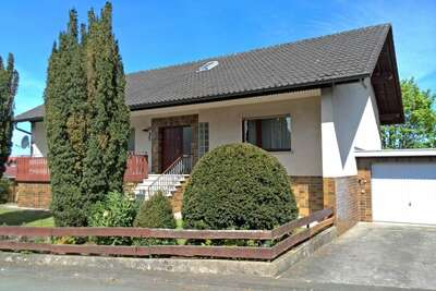 Maison de vacances avec sauna infrarouge à Frankenau
