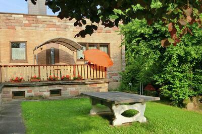 Maison de vacances confortable près de la forêt à Rotenburg