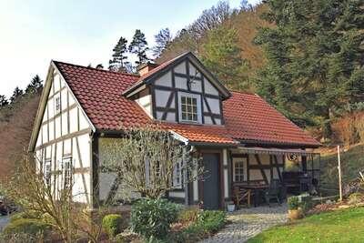 Maison de vacances idyllique à Guttelstal