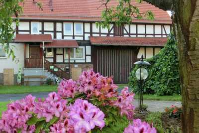Belle maison à Obergude Hesse avec terrasse privée