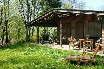 Maison de vacances confortable près de la forêt à Mühlbach