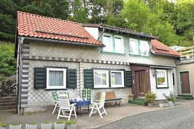 Grande maison de vacances proche forêt à Sankt Andreasberg