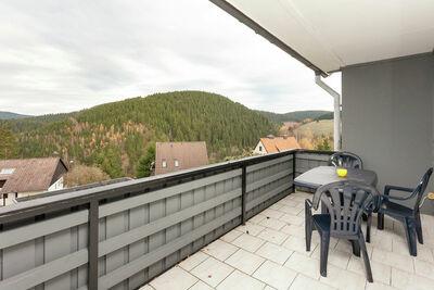 Maison de vacances indépendante avec jardin à Wildemann Harz
