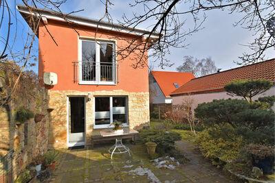 Maison de vacances à Wernigerode avec terrasse privée