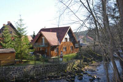 Maison de vacances confortable à Elend Harz avec sauna privé
