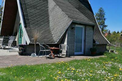 Paisible maison de vacances à Hüttenrode près du Harz