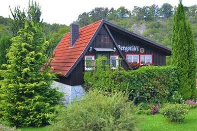 Charmante maison de vacances à Elbingerode près de la fôret