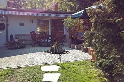 Maison de vacances luxueuse à Blankenburg avec terrasse