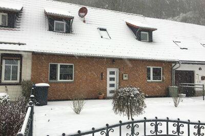 Maison de vacances moderne à Rübeland avec jardin privé