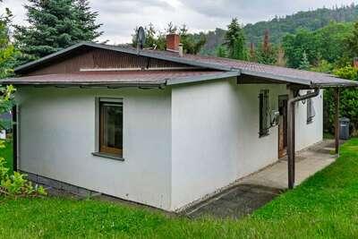 Maison de vacances chic dans le Harz, à proximité d'une forêt, avec cheminée et jardin indépendant