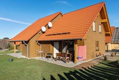 Maison de vacances moderne à Hasselfelde avec jardin privé
