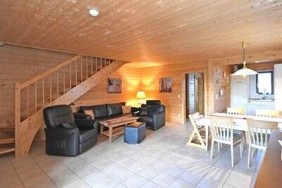 Maison de vacances à Hasselfelde avec terrasse