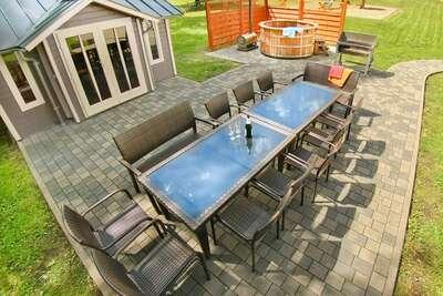 Maison de vacances calme à Goddelsbach, terrasse et jardin