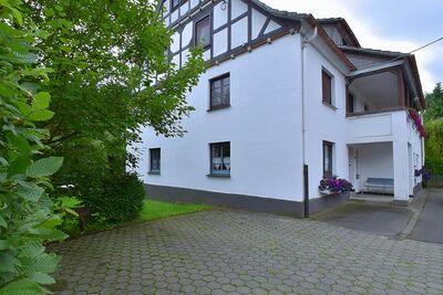 Maison spacieuse à Menkhausen près du domaine skiable