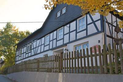 Grande maison de vacances avec sauna à Oberrarbach