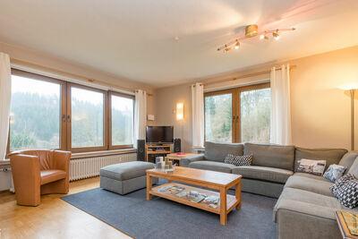 Maison de vacances spacieuse avec terrasse privée à Nordenau