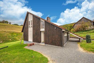 Vaste maison de vacances avec terrasse privée à Untervalme