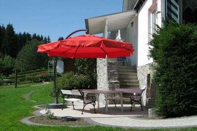 Maison de vacances confortable près des pistes à Brilon