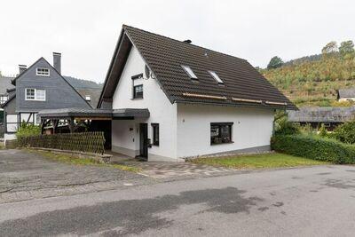 Maison de vacances confort près des pistes à Elpe Sauerland